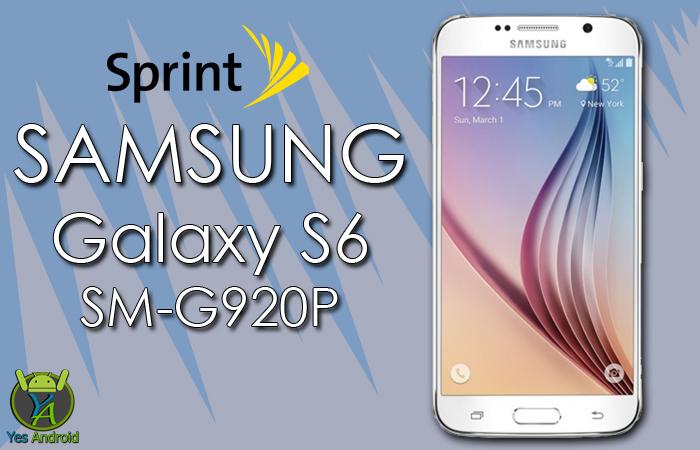 Download G920PVPS4CQA2 | Galaxy S6 (Sprint) SM-G920P