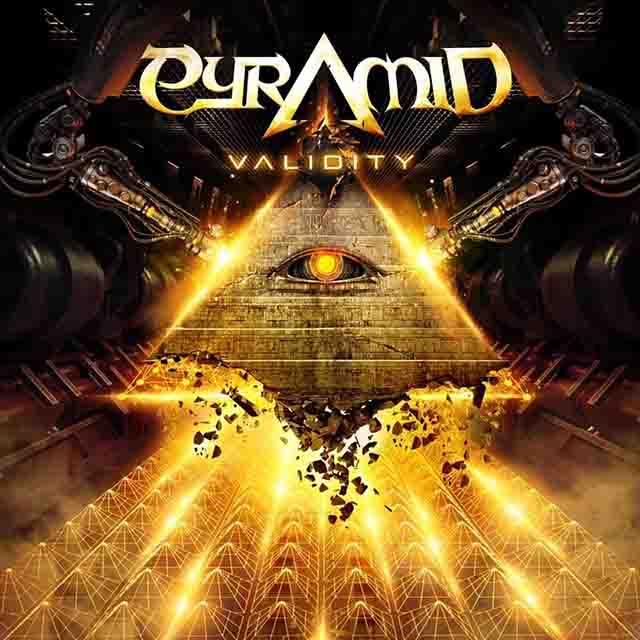 """Ο δίσκος των Pyramid """"Validity"""""""
