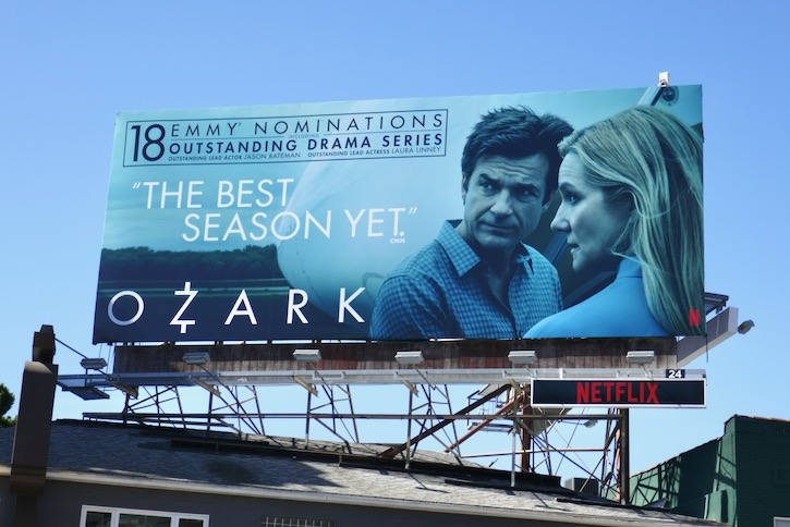Ozark 2020 Emmy nominations billboard