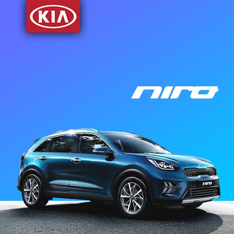 Kia Niro Sri Lanka 2020