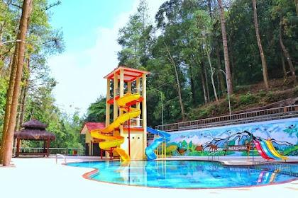 Tiket Masuk Air Terjun Umbul Songo Kopeng - Tempat Wisata Hits di Semarang