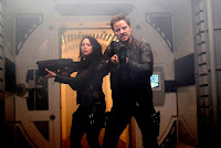 Dark Matter Season 3 Melissa O'Neil and Anthony Lemke Image (19)