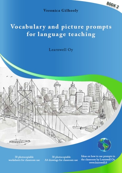 Vocabulary and picture prompts for language teaching Books 1, 2
