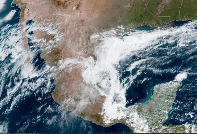 El Cono Sur esperan temperaturas de 13 a 15 grados el sábado, por frente frío 47