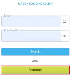 Registrasi PMP Offline 2019