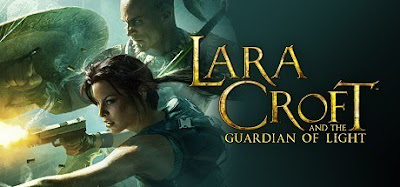 Free Download Game Lara Croft Guardian of Light APK 1.2