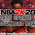 NBA 2K20 UPDATE V. 1.03  DOWNLOAD