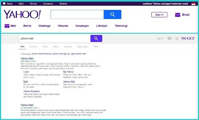 Mesin Pencari Yahoo