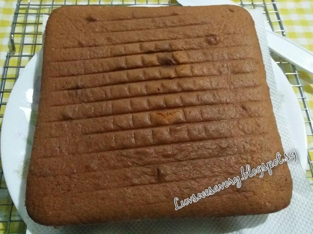 Mrs Ng Sk Chocolate Cake