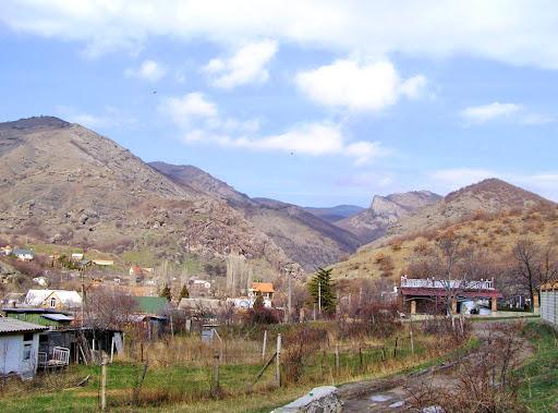 Село Громовка в Крыму