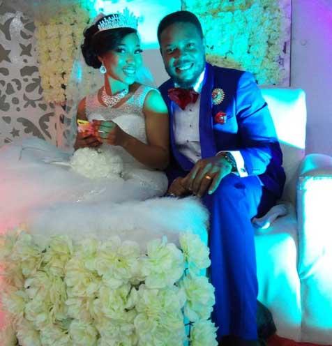Tonto Dikeh 'Remarries'
