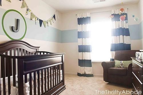 Sugar And Spice Pinterest Challenge Nursery Curtains
