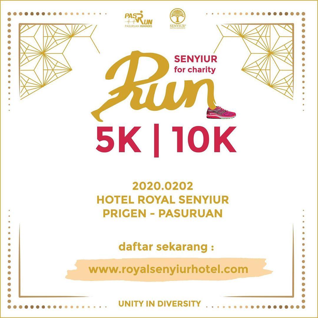 Senyiur Run for Charity • 2020