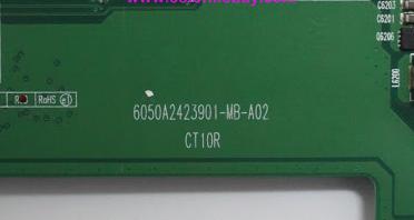 6050A2423901-MB-A02 U300 TOSHIBA C640 Laptop Bios