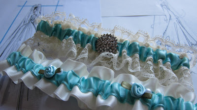 Curiosities about the garter belt of brides