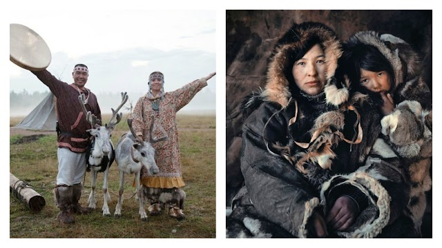 The tribe who is willing to help strangers in Chukotka Peninsula