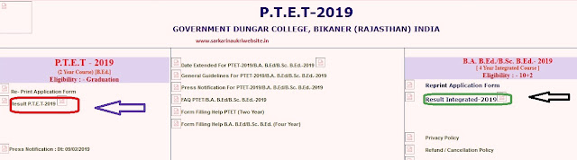 By Photo Congress || Rajasthan B ed Counselling Result 2018