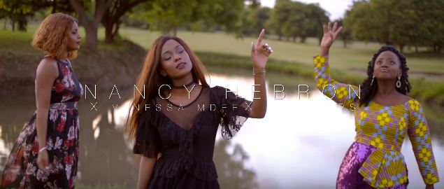 Nancy Hebron Ft. Vanessa Mdee & Mimi Mars - Beautiful JESUS Video
