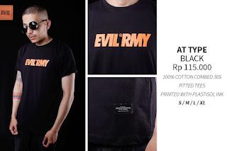 catalog evil army