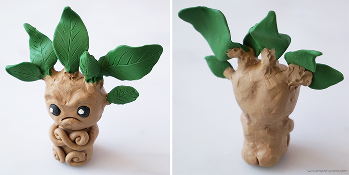 Mandrake Front and Back