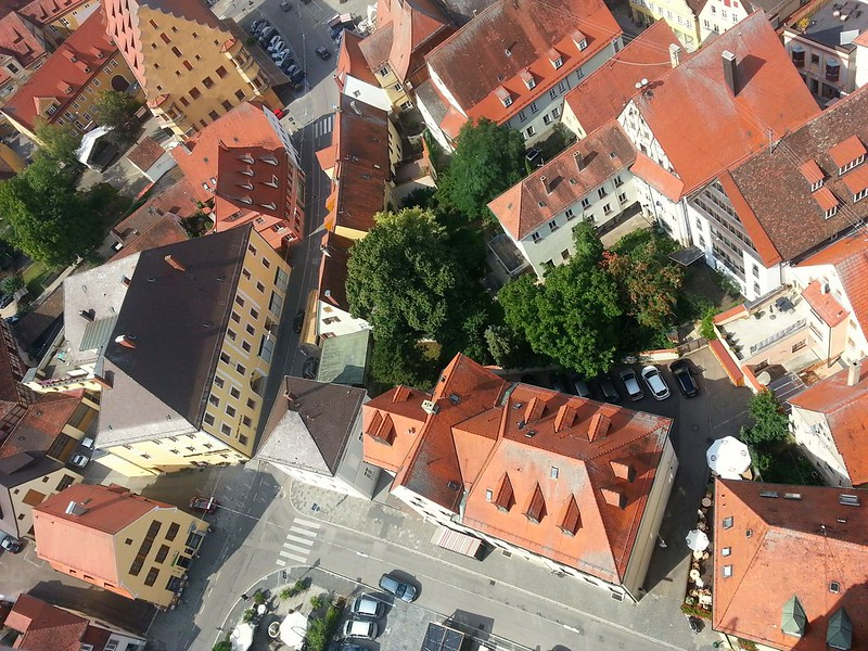 nordlingen, nordlingen germany, crater city, nordlingen crater, nordlingen wall, crater town, german crater, crater, germany, ries germany, anime medieval city, attack on titan wall layout, anime medieval town,