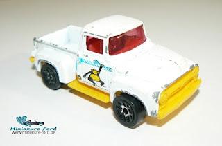 Matchbox, 56 Ford Pick-up