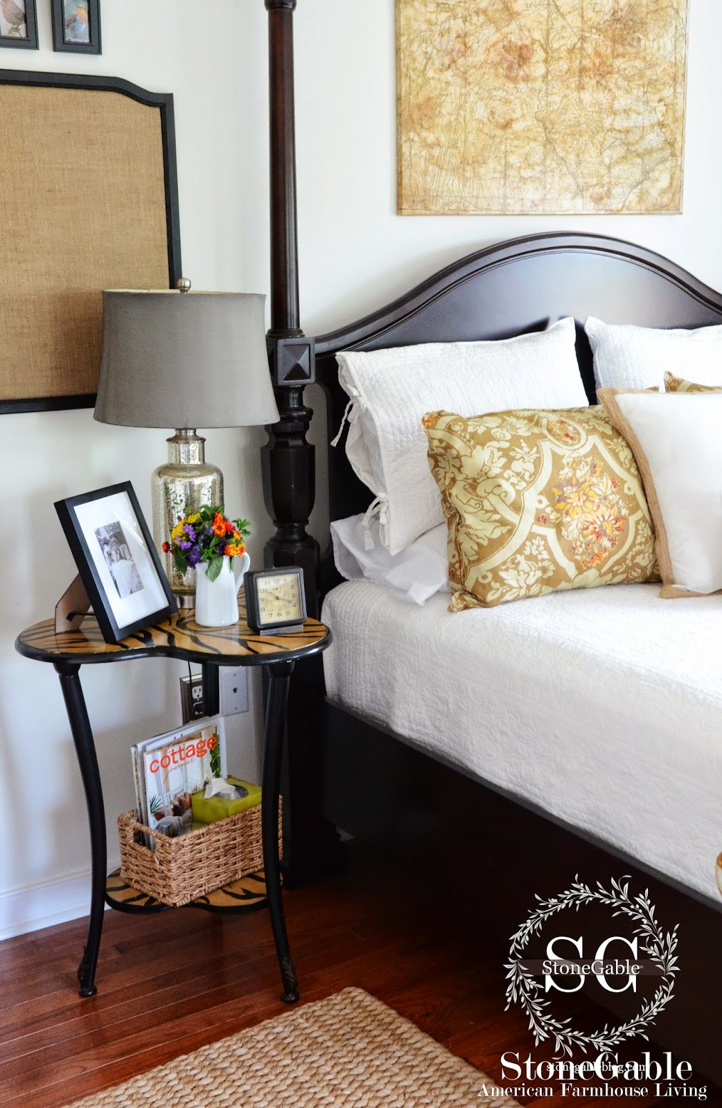 10 ESSENTIALS OF A COZY GUEST ROOM - StoneGable