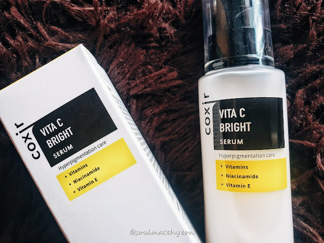 Review; Coxir Vita C Bright Serum