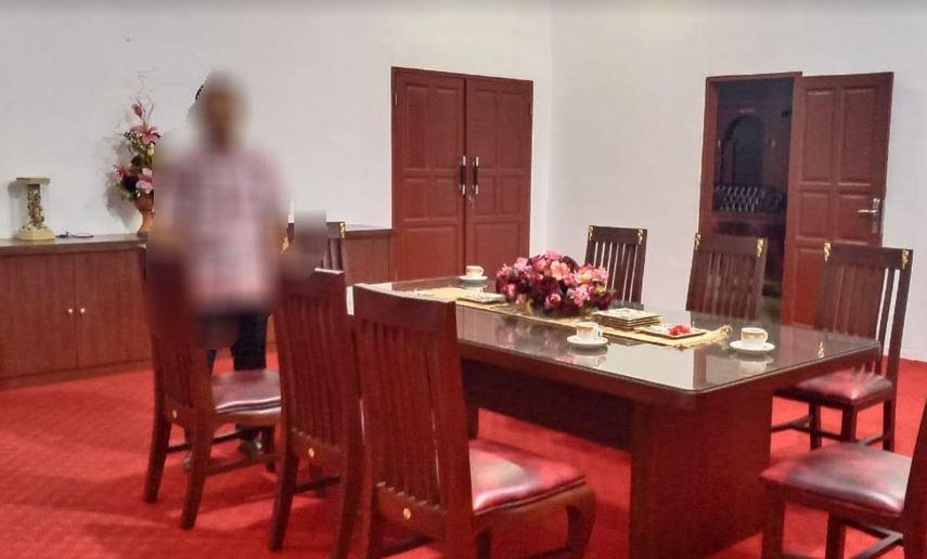 """BPK Beri Penjelasan Soal """"Misteri"""" Hilangnya Perabot Rumdin Wali Kota Sibolga Secara Tiba-tiba"""