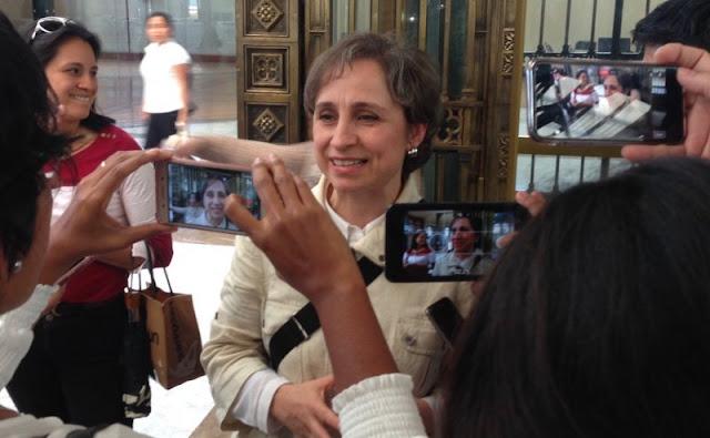 Reporta Aristegui que el gobierno de EPN trató de espiar a su hijo. #GobiernoEspía