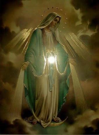 Hạnh phúc thay cho người cứ hễ giáp trận với hỏa ngục là kêu cầu danh thánh mĩ diệu Maria