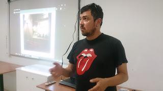 """S'INAUGURA l'EXPOSICIÓ """"LES FULLES MORTES"""" DE JOSEP ESCUIN"""