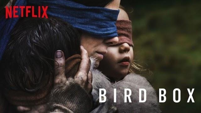 Bird Box ganhará sequência na Netflix e será baseado no livro Malorie