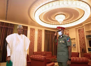 Profile Of #Katsina Born #Buhari's New #ADC #Yusuf #Dodo