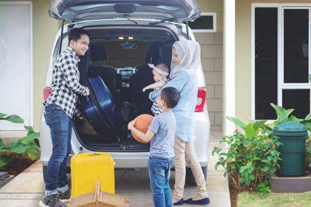 Tips Nyaman Mengajak Anak Mudik Tanpa Rewel dan Repot