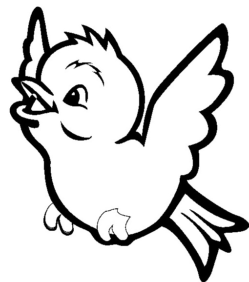 Kids Page: Birds Coloring Pages | Printable Birds Coloring ...