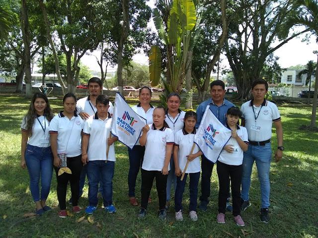 DIF de Martínez apoya a atletas que participarán en Paralimpiada estatal