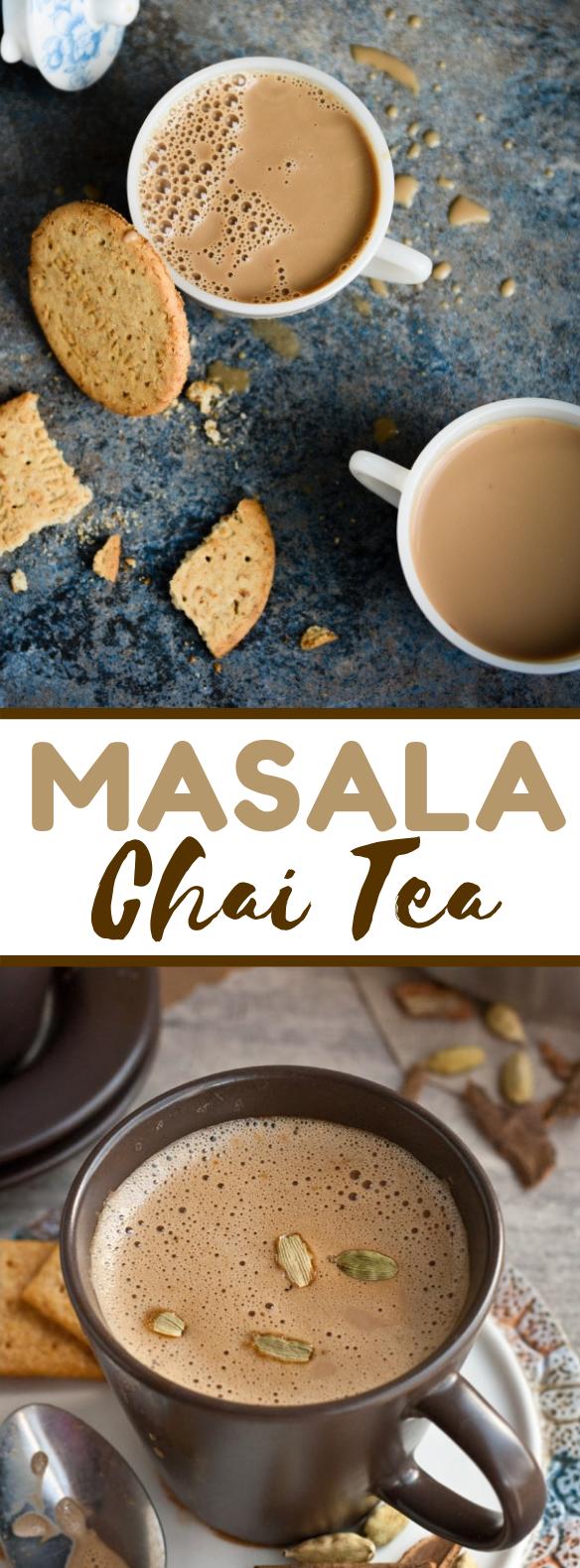 HOW TO MAKE CHAI TEA #drinks #simple