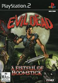Free Download Evil Dead A Fistful of Boomstick Games PCSX2 ISO PC Games Untuk Komputer Full Version ZGASPC