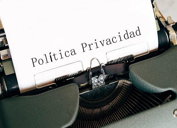 aviso privacidad, blogs política, privacidad blogger