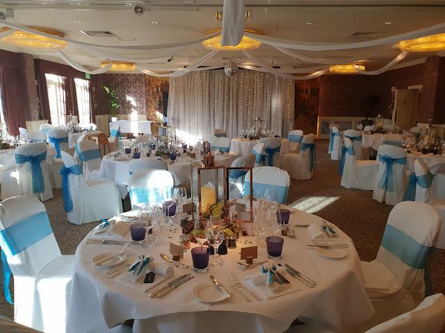 wedding venue stylist dorset