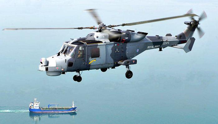 Helikopter anti kapal selam AW159