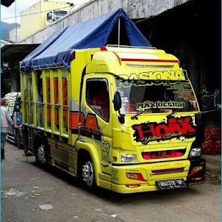 sopir truk cabai