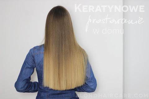 PURC Pure Keratin, czyli keratynowe prostowanie w domu | Efekt na moich włosach - czytaj dalej »