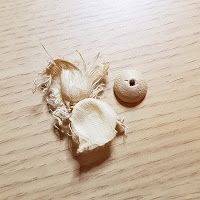 beige silk - Gina Barrett / Gina-B Silkworks Button Autopsy