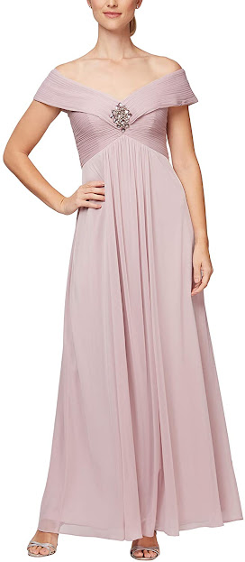 Beautiful Pink Mother of The Bride Dresses