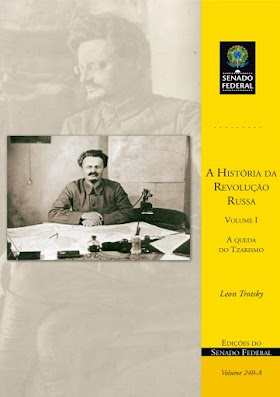 A História da Revolução Russa vol 1