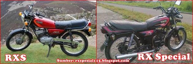 5 Perbedaan RXS dan RX Spesial, Ternyata Begini !!