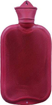 Hot Water Bag Duckback Pure Rubber (2 Litre) for Pain Relief