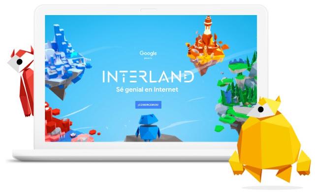 google-interland-ninos-ciberseguridad-internet-videojuego-grupoeducativa